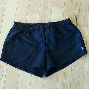 Pants - DANSKIN NOW- Women's Size M (8-10) Black Shorts